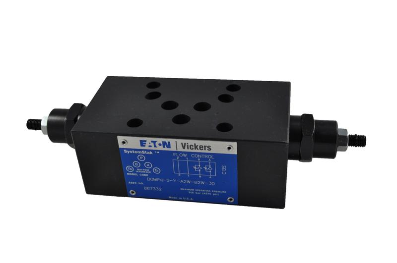 Cetop 5 Flow Control Module