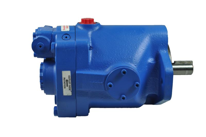 32cc/rev / Max 140 Bar Pressure Compensated Piston Pump