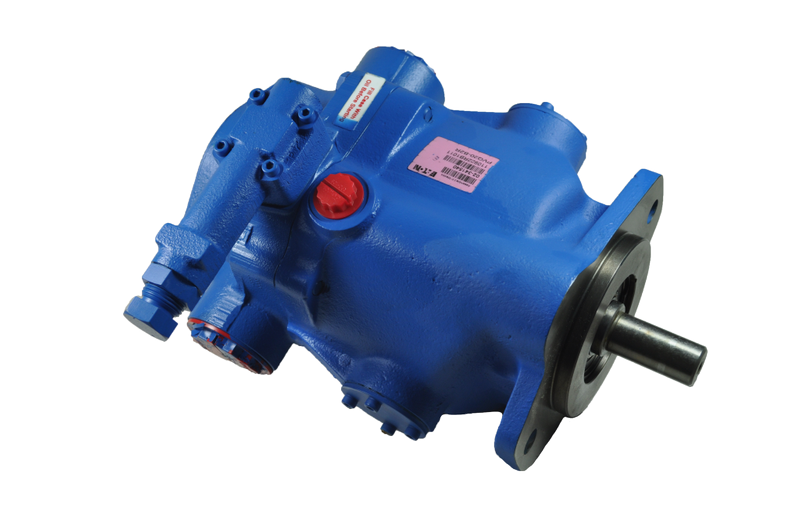 32cc/rev / Max 140 Bar Press.Comp / Thru Drive Piston Pump