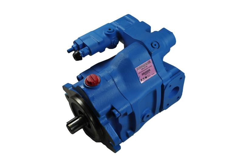 18cc/rev / Max 280 Bar Press.Comp / Load Sense Piston Pump