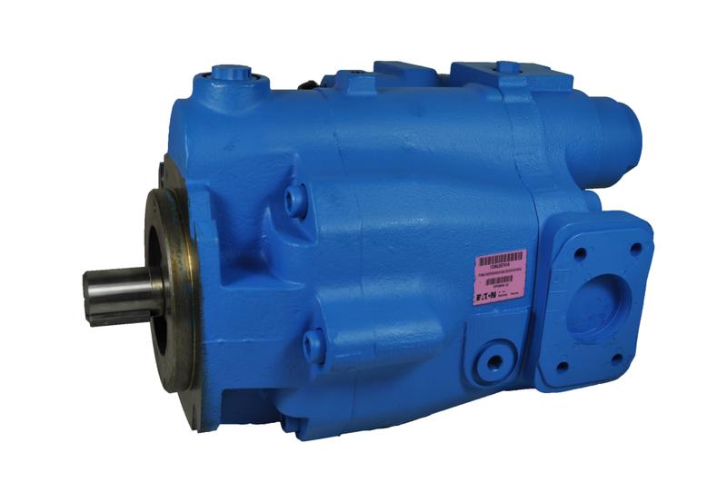 10cc - 40cc / Max 210 Bar Industrial Piston Pumps