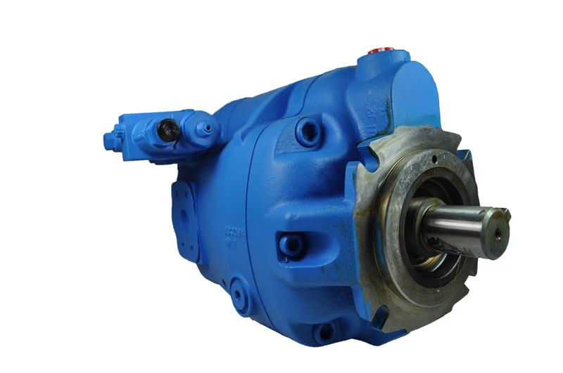131cc/rev / Max 280 Bar Press Comp / Load Sense Piston Pump
