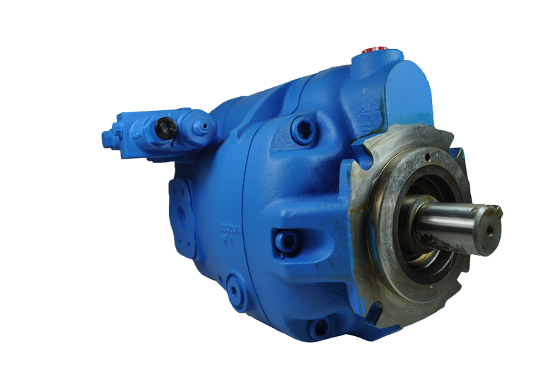 141cc/rev / Max 280 Bar Press Comp / Load Sense Piston Pump