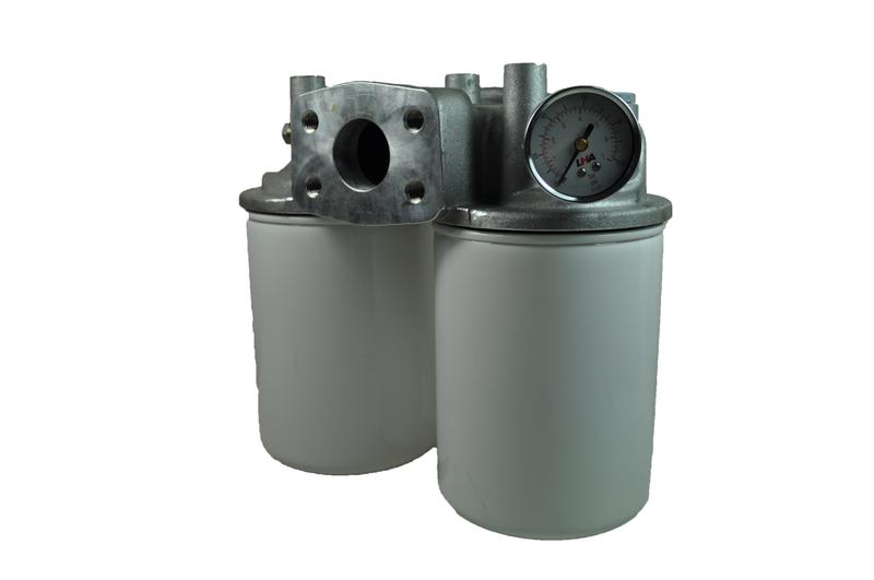 SP82 & 92 Filters (Twin Can) 360 L/min