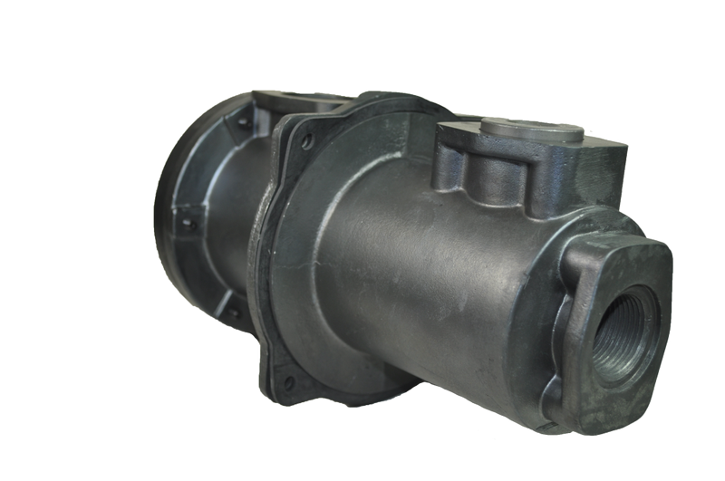 FRD41 Series Return Filter (20 Bar ) up to 250 l/min