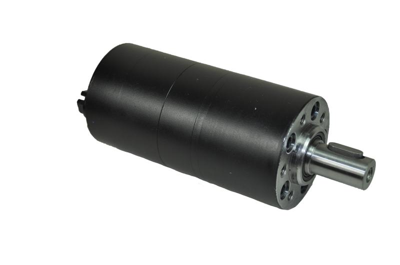 5 Bolt Mounting, 16mm Shaft, 1/4″BSP Ports END