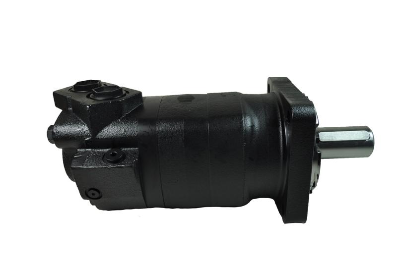 4 Bolt SAE C Mounting, 40mm Keyed Shaft, 1″BSP Ports