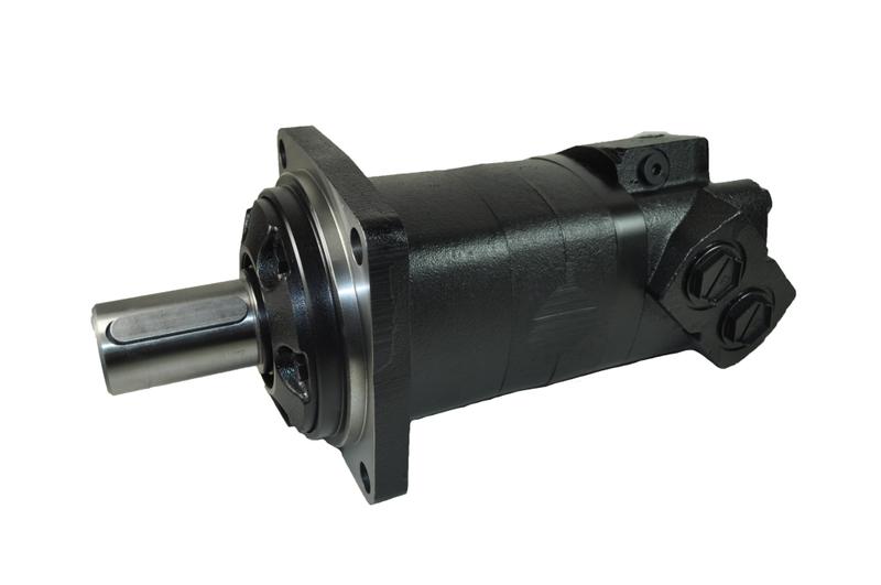 4 Bolt Danfoss Mounting, 50mm Keyed Shaft, 1″BSP Ports