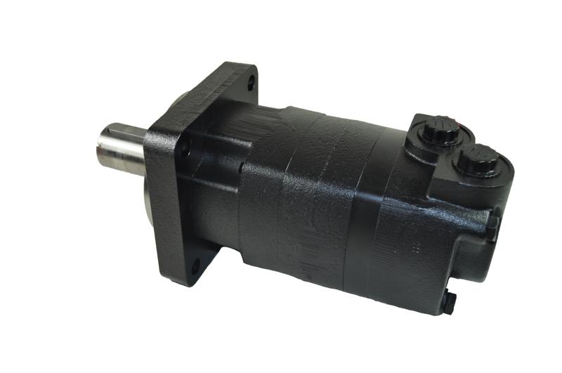 4 Bolt SAE C Mounting, 40mm Keyed Shaft, 3/4″BSP Ports /