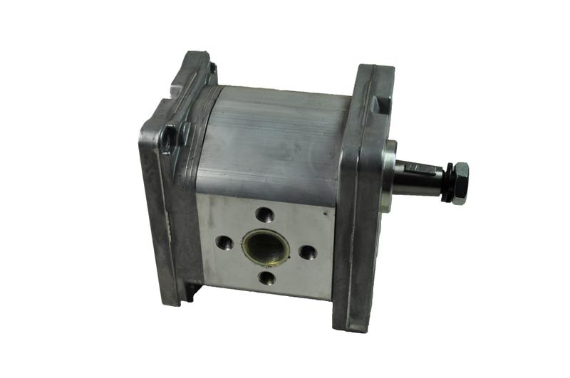 4.5cc - 28cc / Max 250 Bar Group 2 Modular Gear Pumps