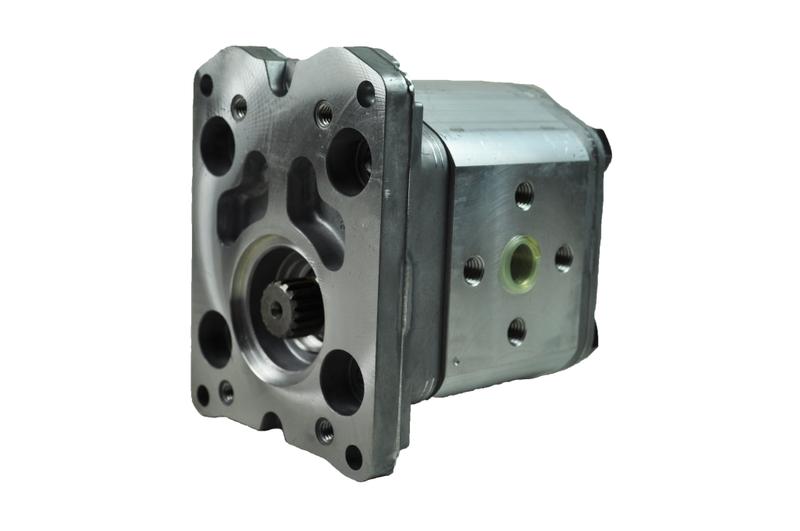 PGP-ALPP2 Gear Pumps (Rear)