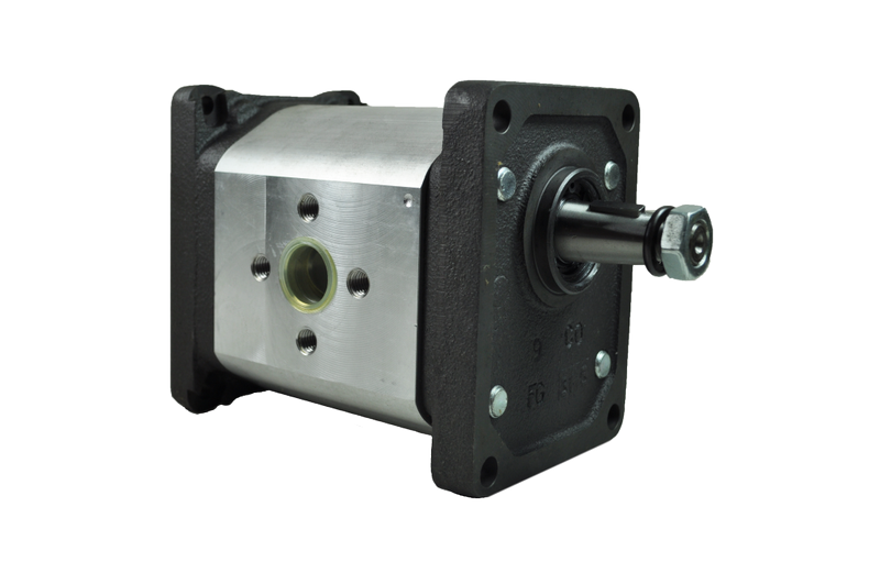 PGP-GHPA2 Gear Pumps (Front) – 4 bolt
