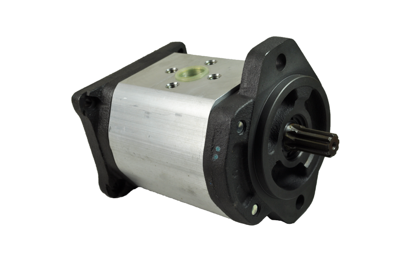 PGP-GHPA2 Gear Pumps (Front) – 2 bolt