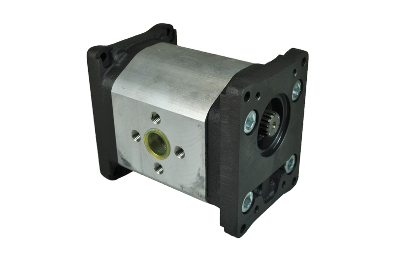 PGP-GHPI2 Gear Pumps (Middle)