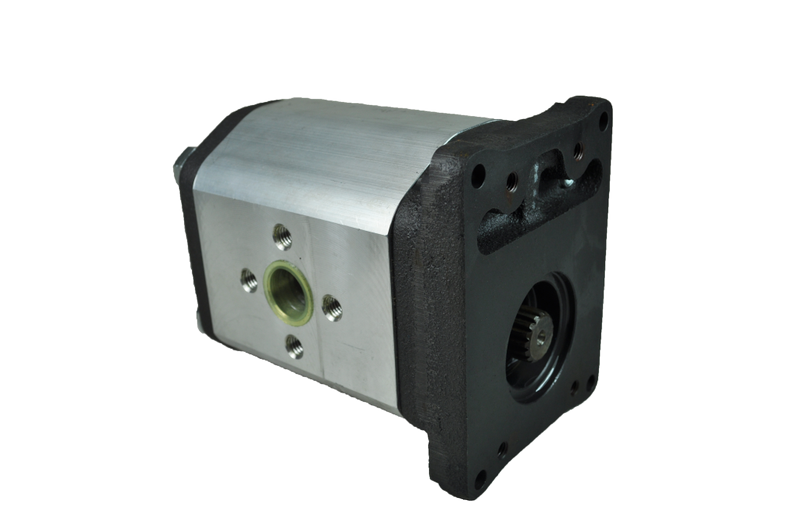 PGP-GHPP2 Gear Pumps (Rear)