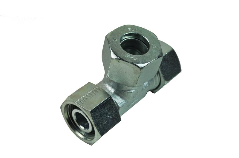 Adjustable Male Stud Tee-Stud Barrel