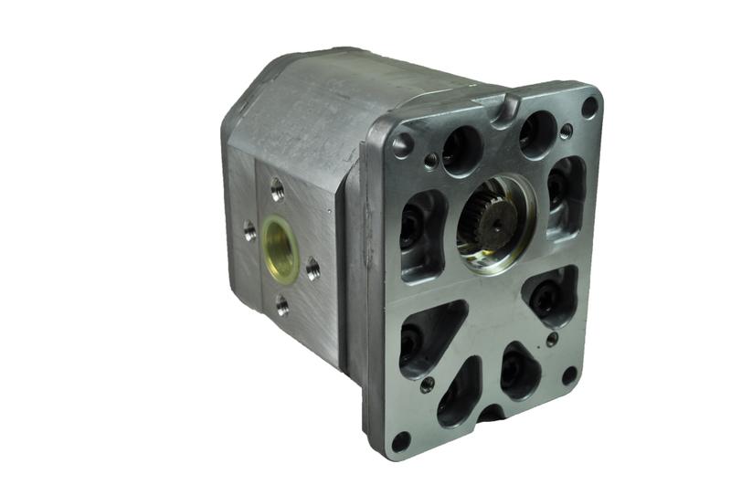 ALPP3 Gear Pumps (Multiple Rear)