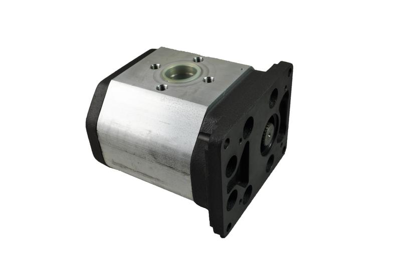 GHPP3 Gear Pumps (Multiple Rear)
