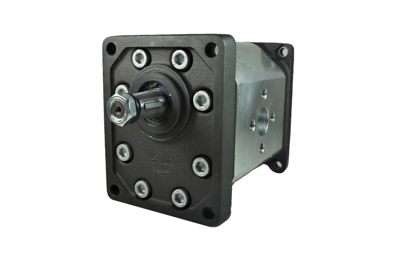 ALPA3 Gear Pumps (Multiple Front)