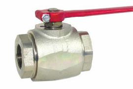 High Pressure Ball Valves 1-1/4 to 2″ BSP