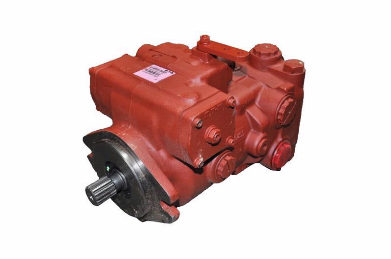 Medium Duty (49cc max) Closed Loop Piston Pump
