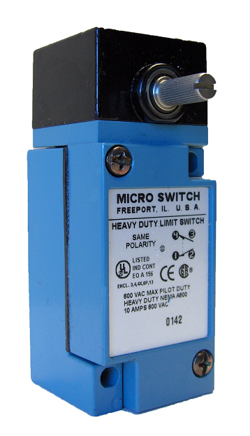 HDLS Series Heavy-Duty Limit Switches