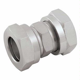 Imperial O.D. Straight Couplings