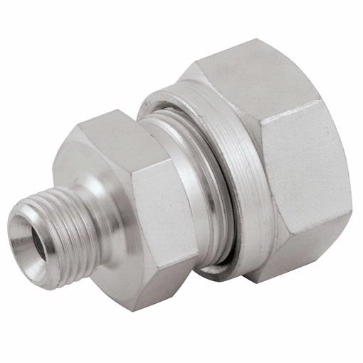 Imperial O.D. BSP Male Stud Coupling B/O