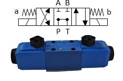 Cetop 3 8C Spool Valve