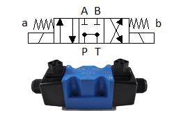 Cetop 5 8C Spool Valve