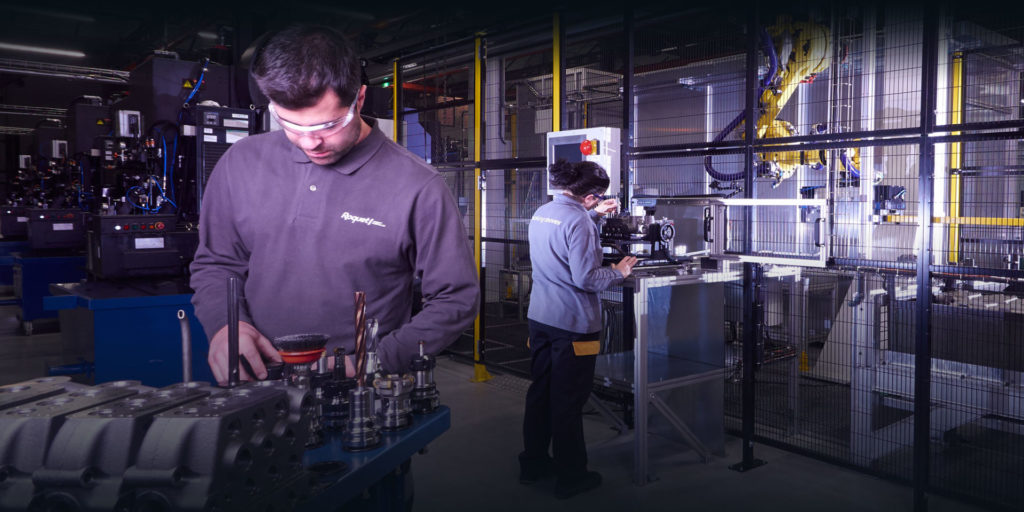roquet group factory engineer